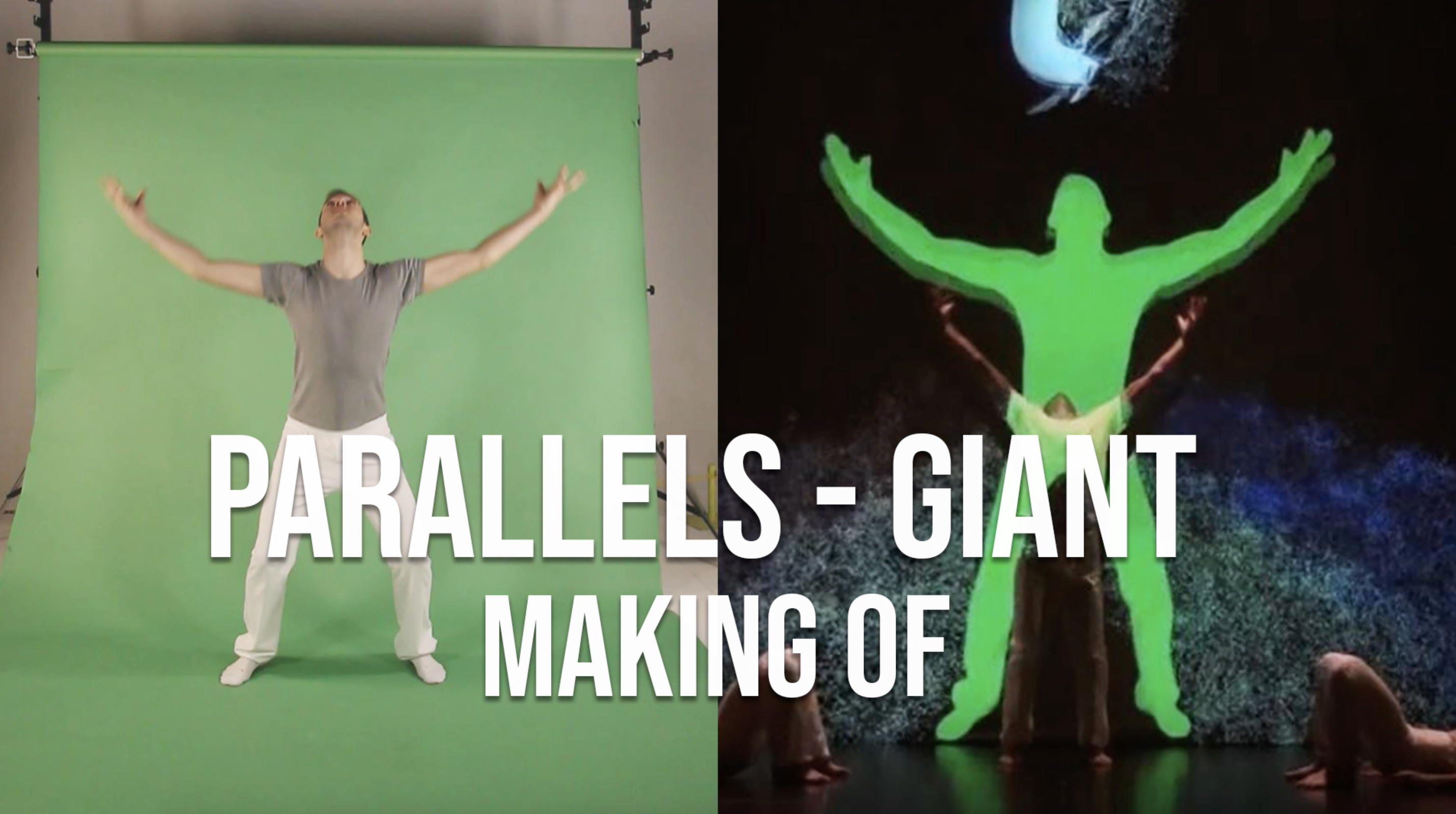PARALLELS – Giant Making Of