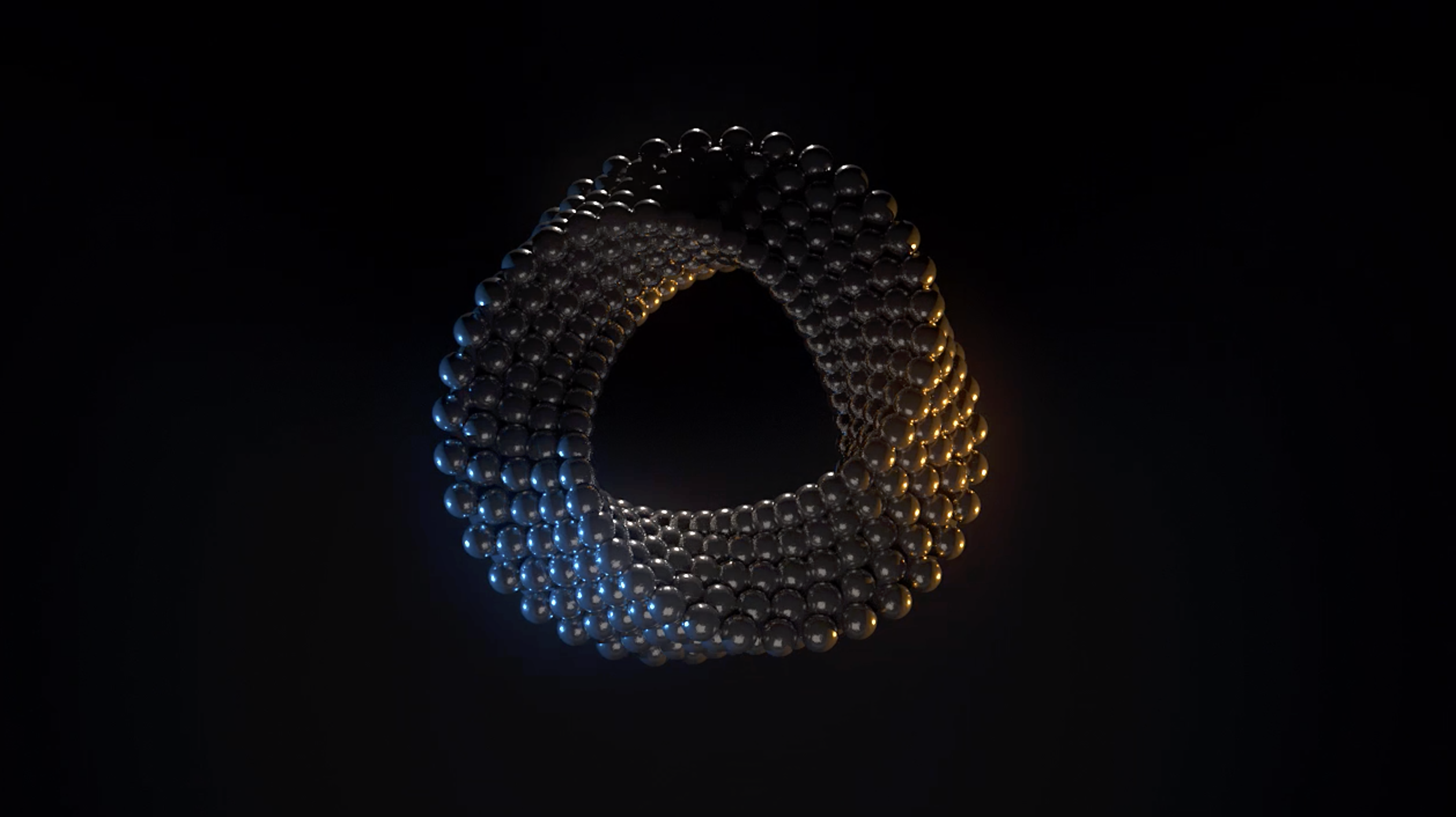 VJ Concept series – abstract ring
