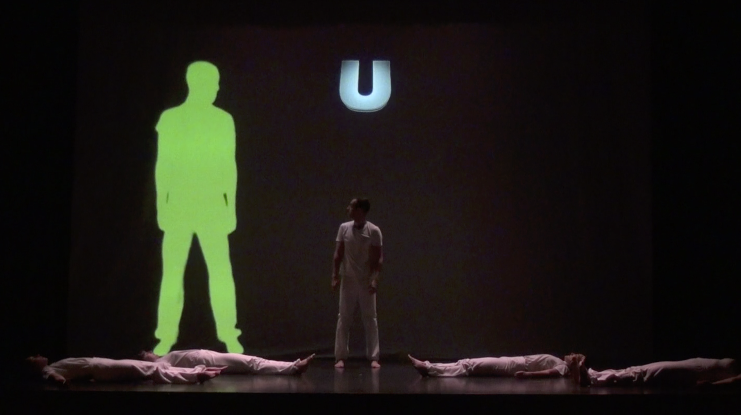 """Parallels – vi: """"u"""" (dance mapping)"""